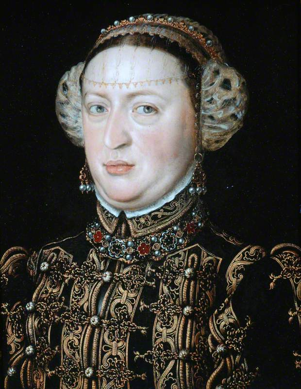 Catherine of Austria (1507–1578), Queen of Portugal
