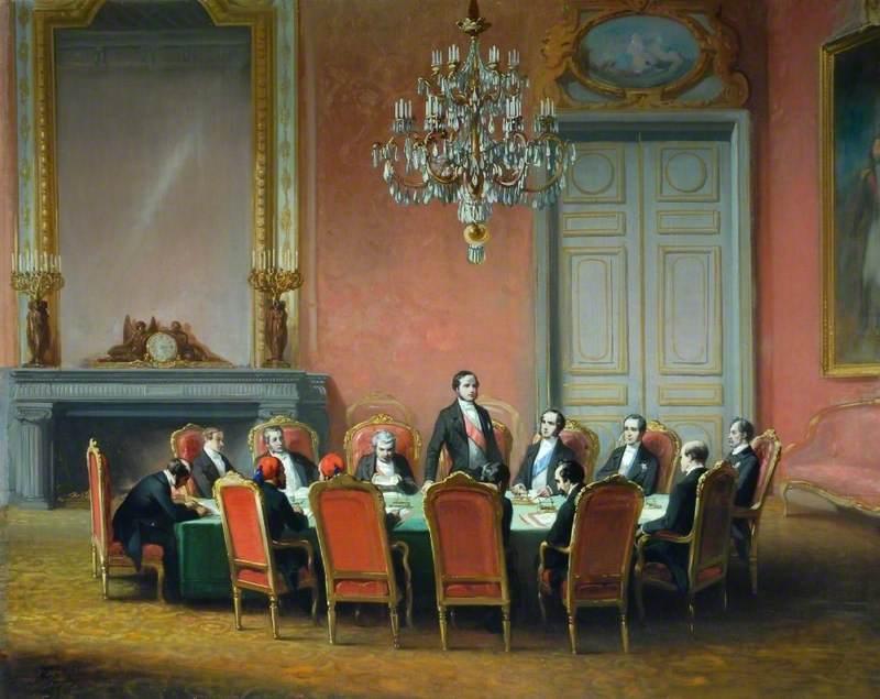 The Congress of Paris