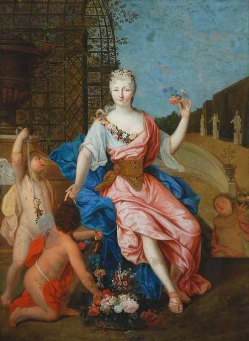 La Marquise de Pompadour (1721–1764)