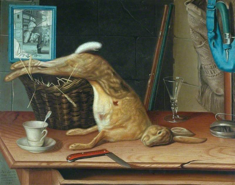 Still Life with a Dead Hare