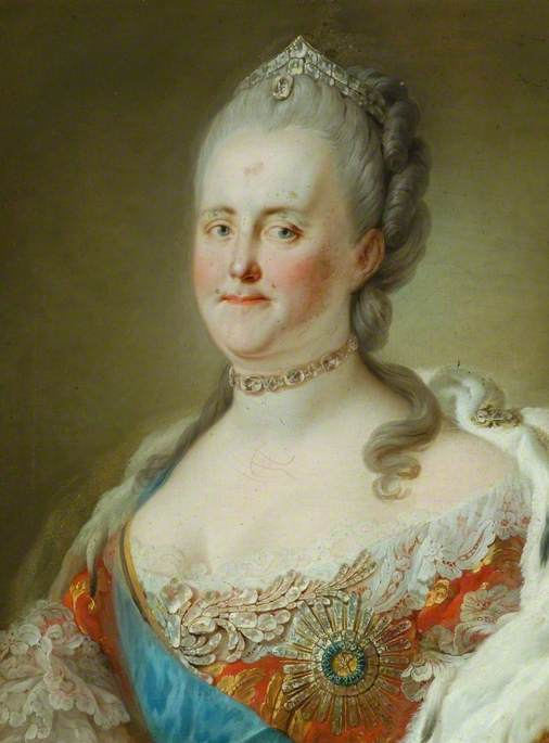The Empress Catherine the Great of Russia (1729–1796)