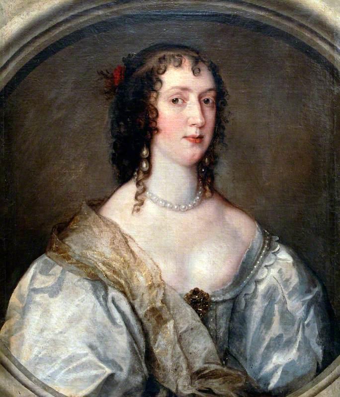 Olivia Boteler Porter (d.1663)