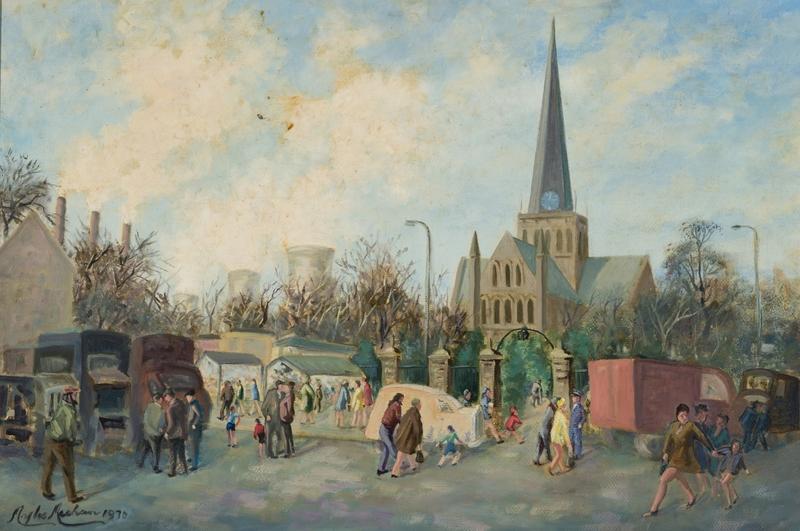 St Cuthbert's, Darlington, County Durham