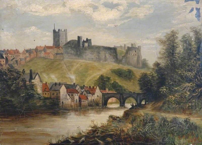 Landscape with Bridge and Castle