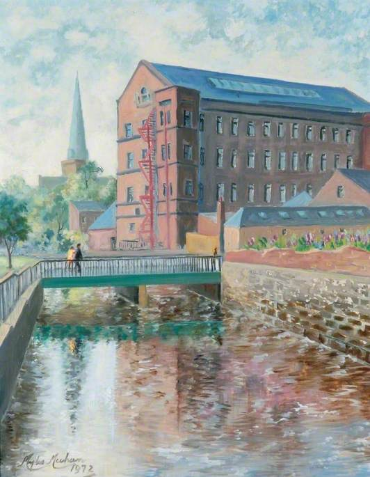 Pease's Mill, Darlington, County Durham
