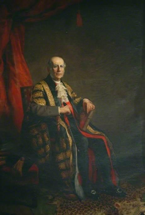 Dr George William Kitchin (1827–1912)