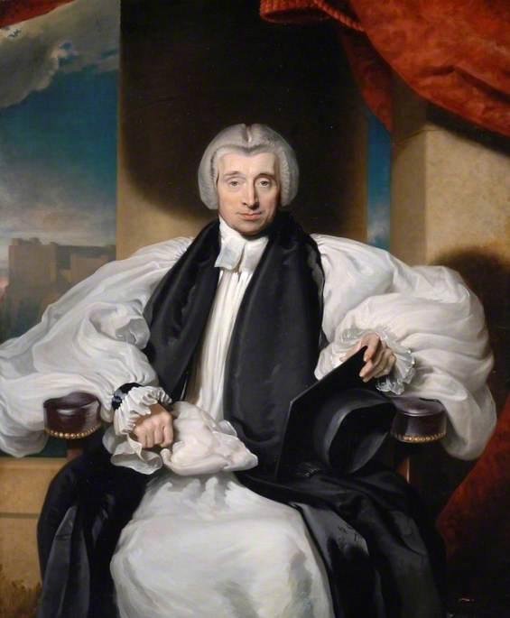 William Van Mildert (1765–1836), Bishop of Durham (1826–1836)