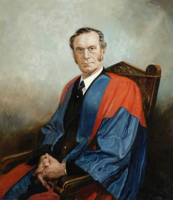 Thomas Anthony Whitworth, MA, DPhil, FGS