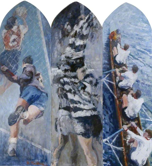 Aspects of Grey College Sporting Life