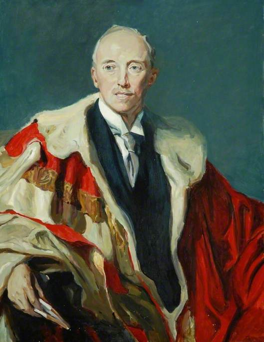 Charles Robert Grey (1879–1963), the 5th Earl Grey