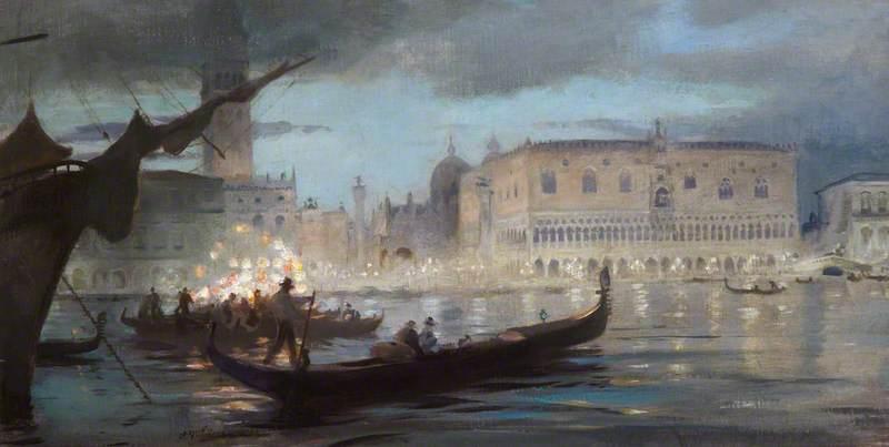 La musica veneziana