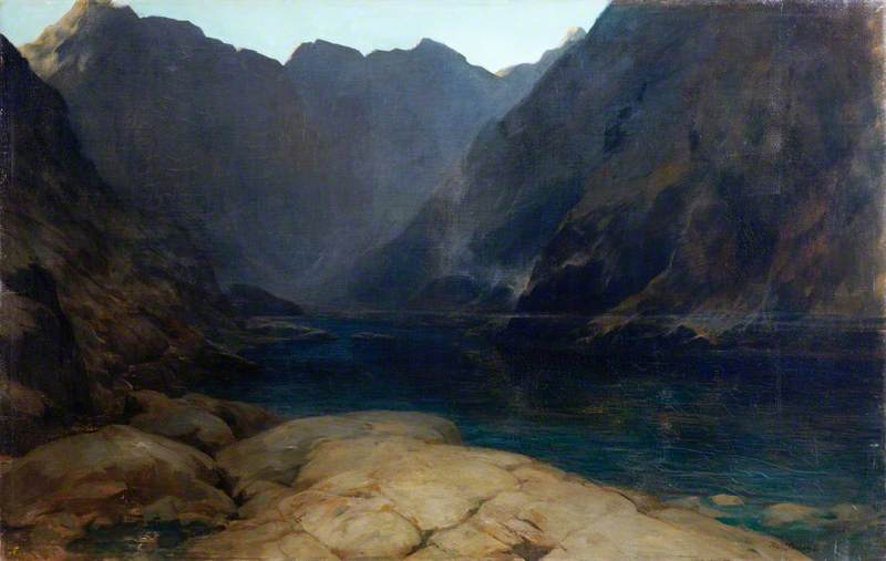 The Valley of the Shadow, Loch Coruisk