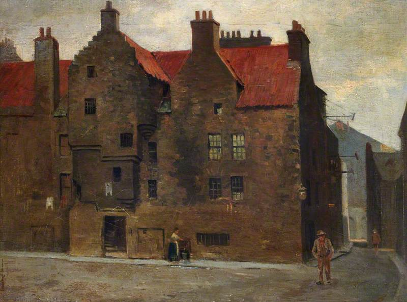 Andrew Lamb's House, Leith