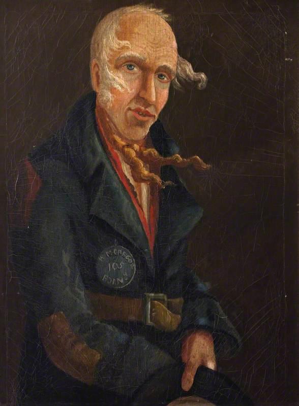 William MacGregor, an Edinburgh Porter