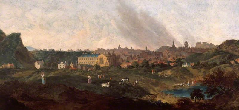 View of Edinburgh