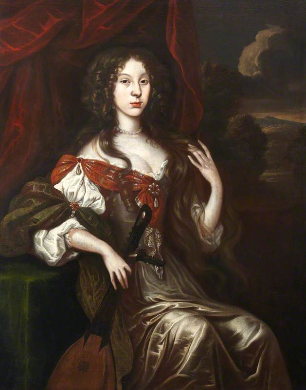 Lady Anne Bruce (c.1660–1716), Daughter of the 2nd Earl of Elgin, Robert Bruce