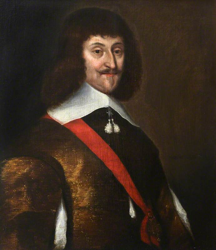 John Erskine (c.1585–1654), 3rd Earl of Mar, Lord High Treasurer