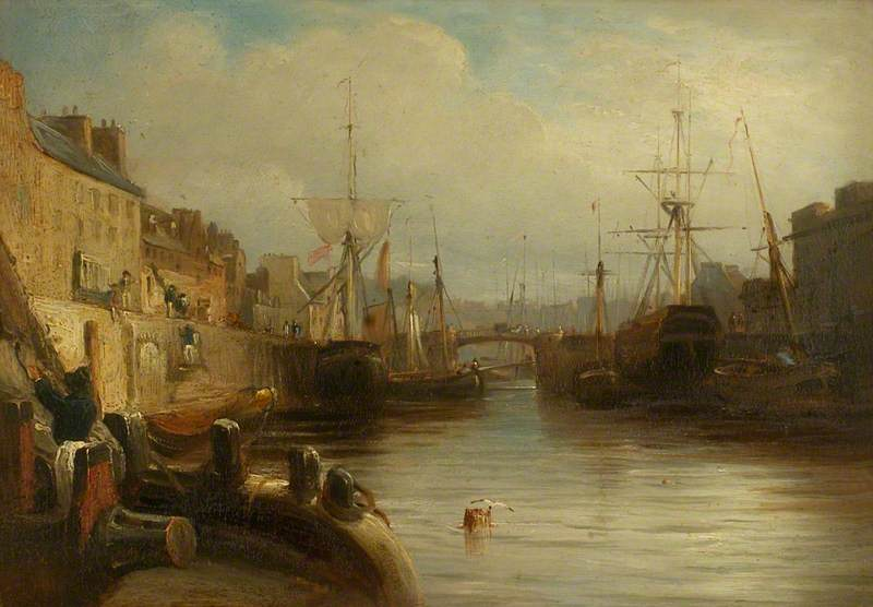 A View of Leith