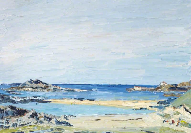 A Beach in Coll