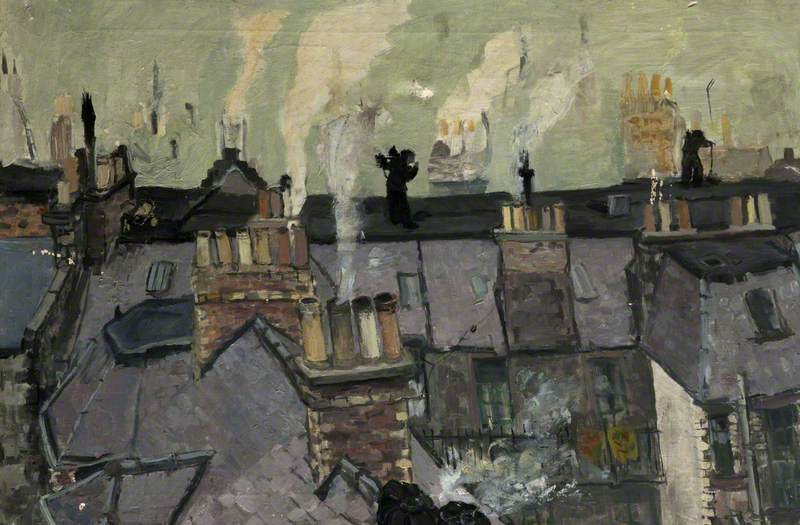Sweeps and Chimney Pots