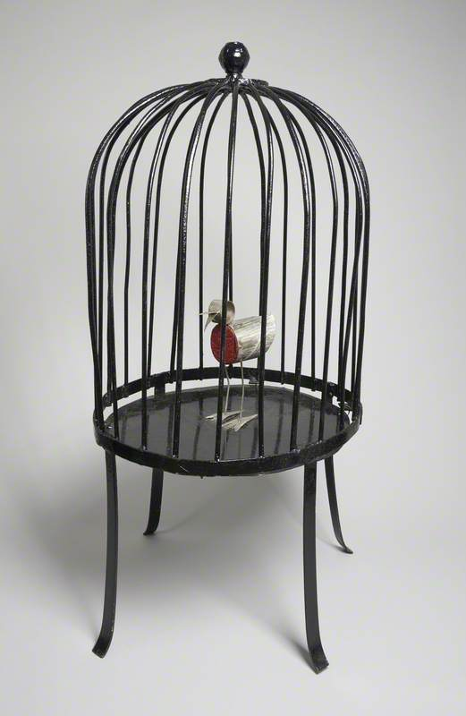 Robin in a Cage (Puts all Heaven in a Rage)