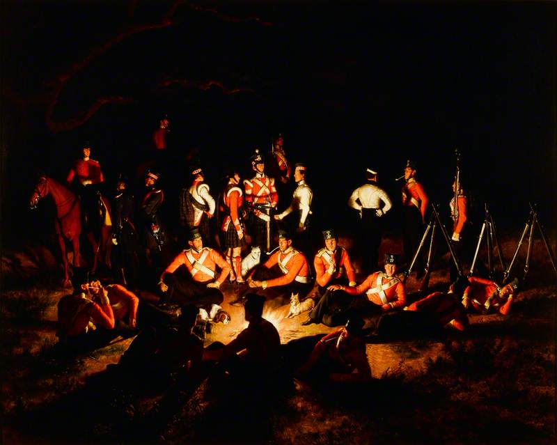The Camp Fire