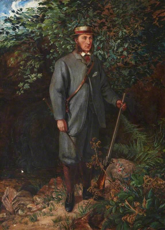 Spencer Boyd of Penkill, Ayrshire