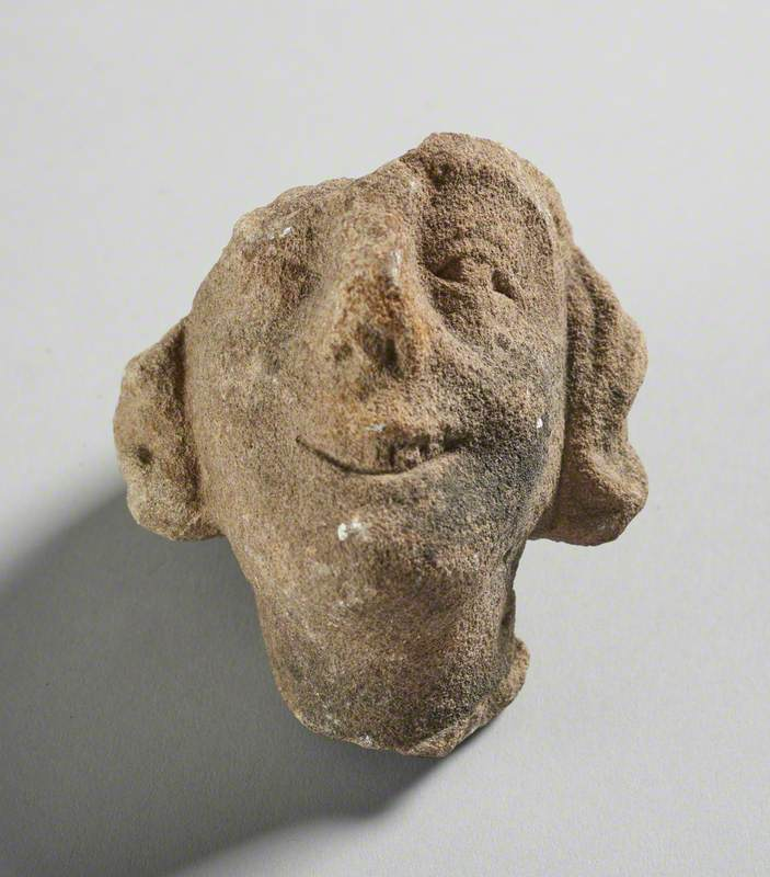 Head of a Gargoyle*