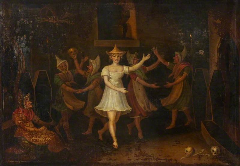 The Witches Dance