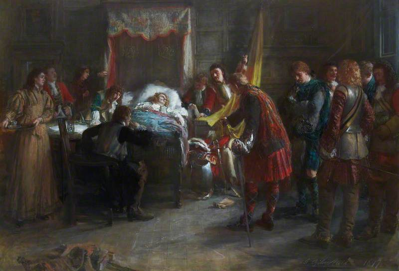 After Killiecrankie – The Death of Claverhouse