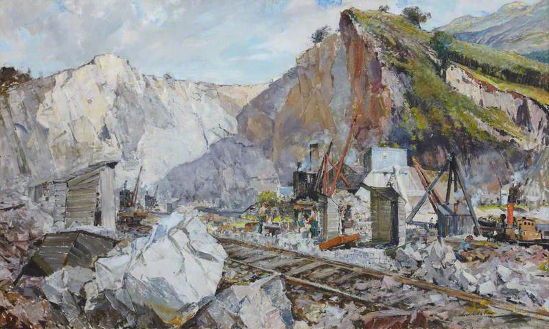 Furnace Quarry – The Streets of a Great City