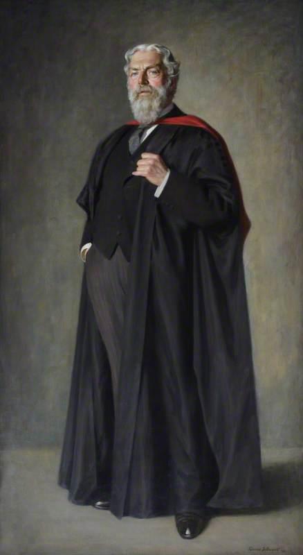 Sir D'Arcy Wentworth Thompson (1860–1948), FRSE