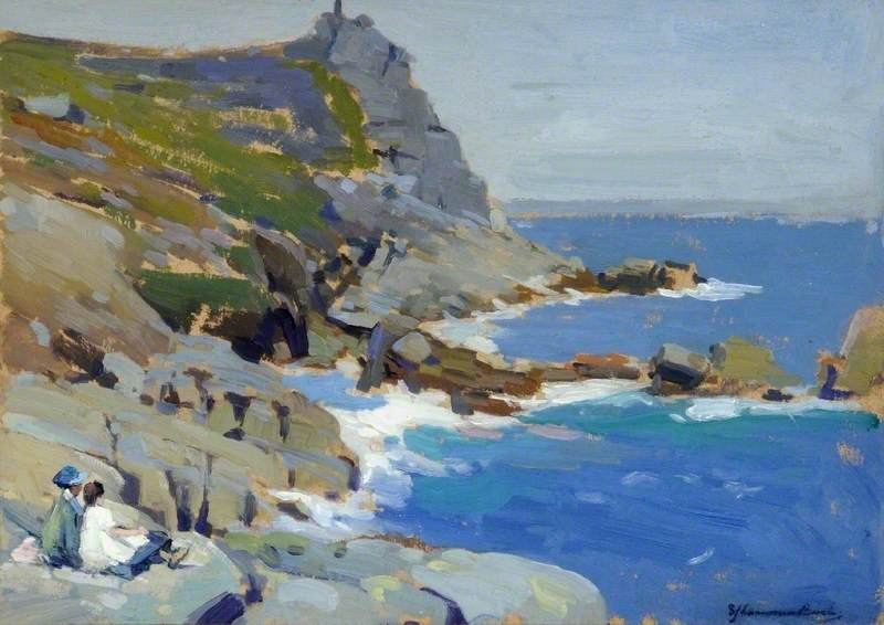 Carn Barges, Cornwall
