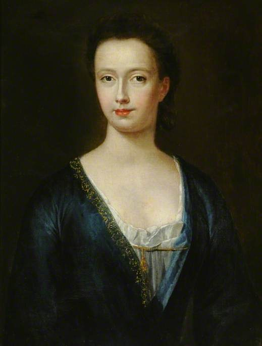 Amy Clifford (1705–1731), Wife of Cuthbert Tunstall