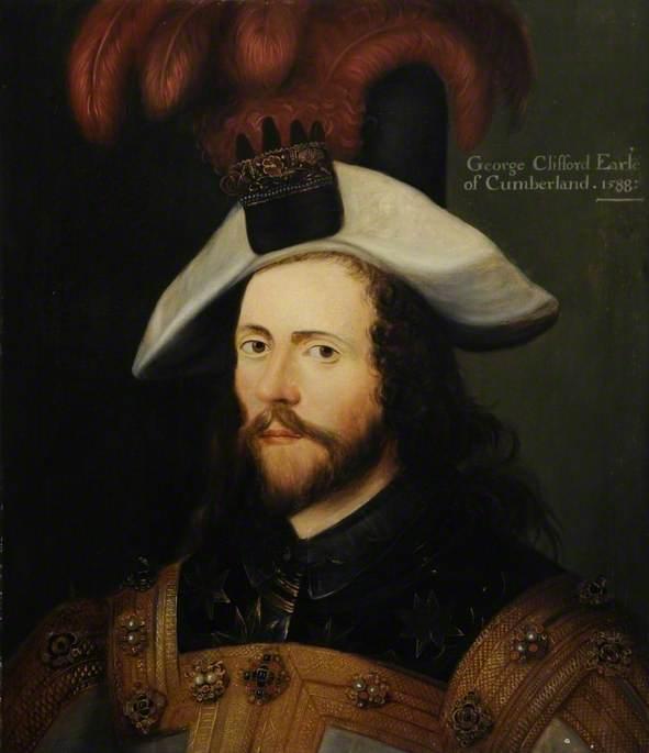 George Clifford (1558–1605), Earl of Cumberland