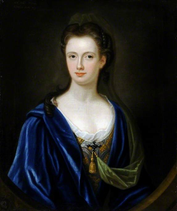 Amy Clifford (1705–1731), Wife of Cuthbert Constable
