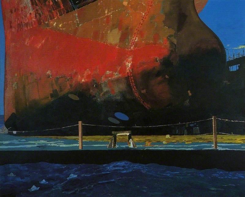 North Sea Incident