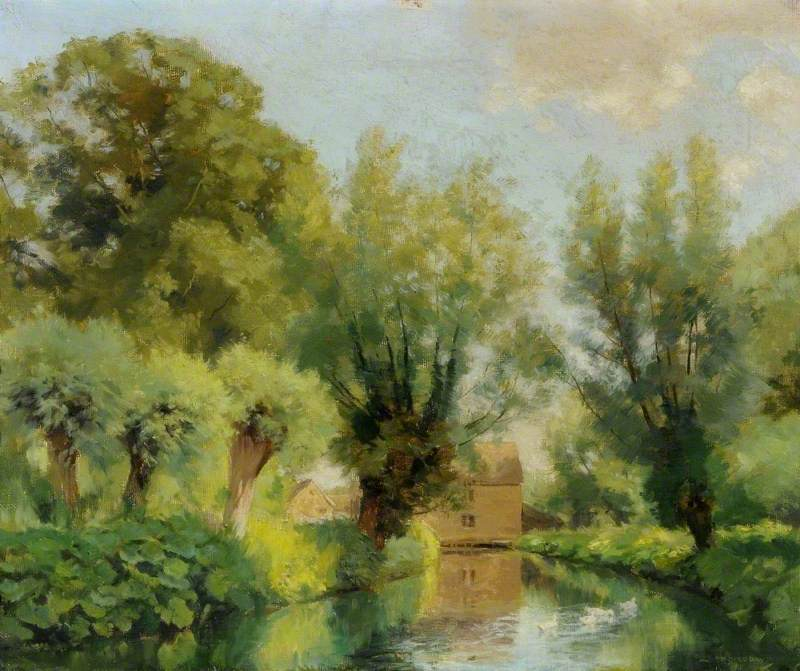 The Mill Stream, Cotswolds