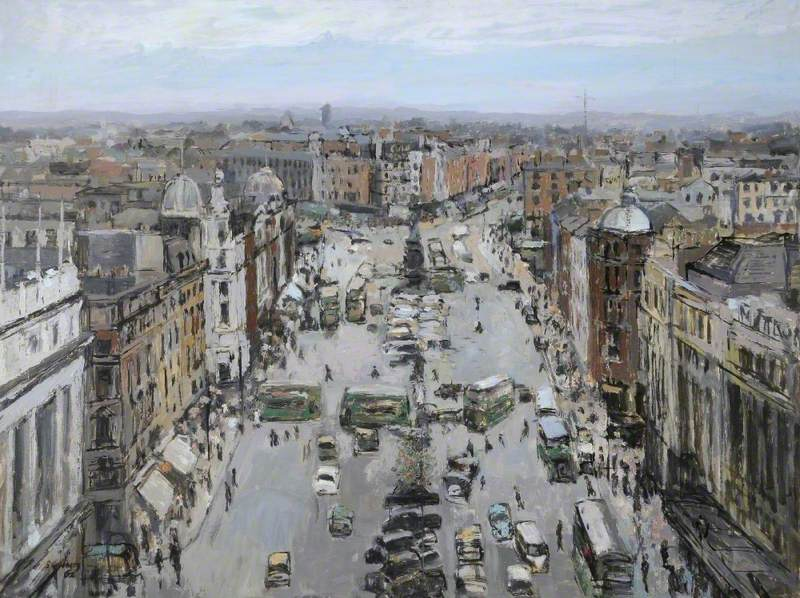 O'Connell Street, Dublin