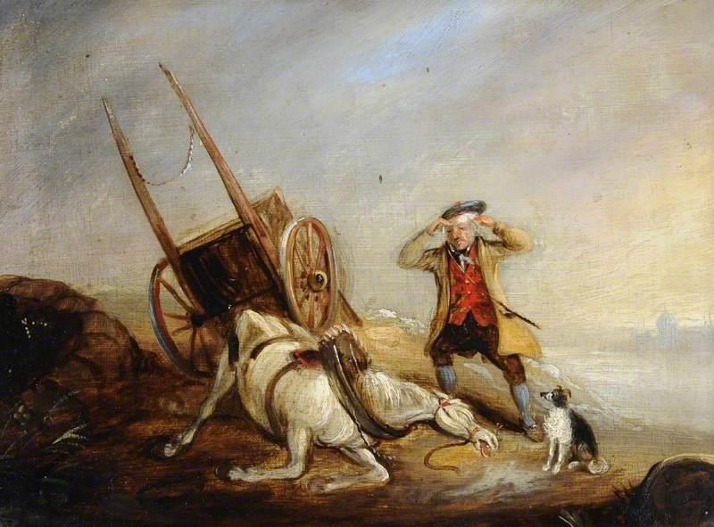 'The Auld Man's Meir's Dead'