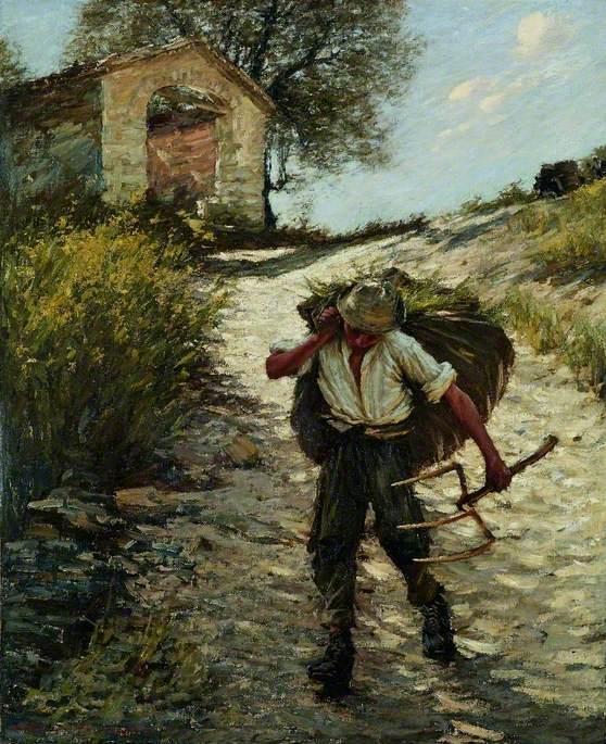 Ancient Provençal Road