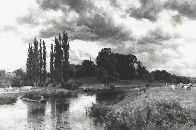 Bredon-on-the-Avon, Worcestershire