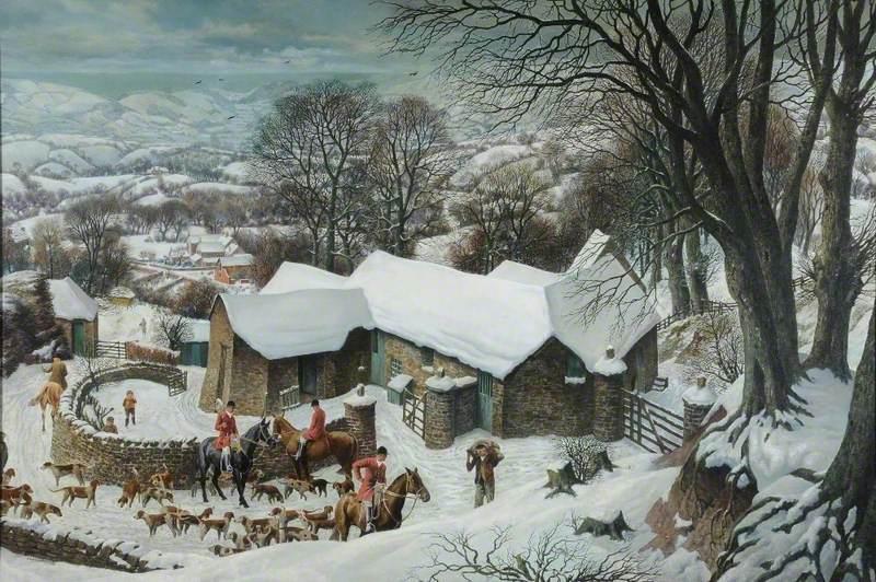 An Exmoor Farm