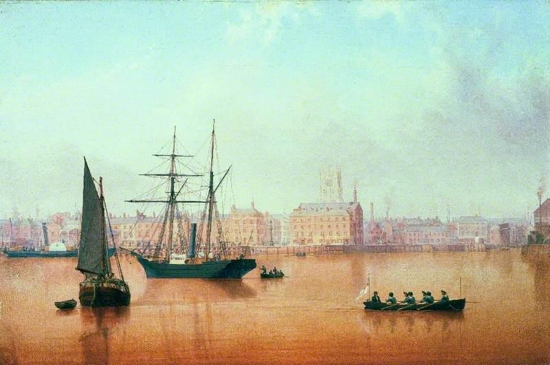 Marine, View of Hull