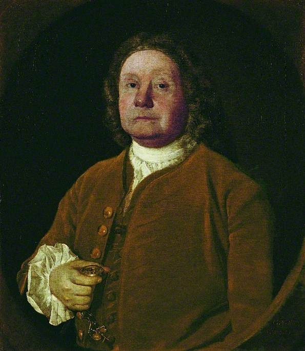George Fothergill of York (1689–1770)
