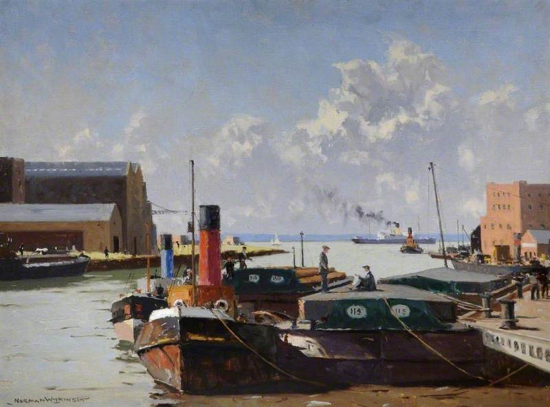 Mouth of the River Hull