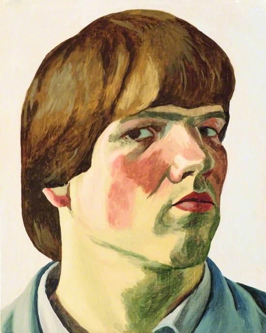 Self Portrait 1986 No. 43