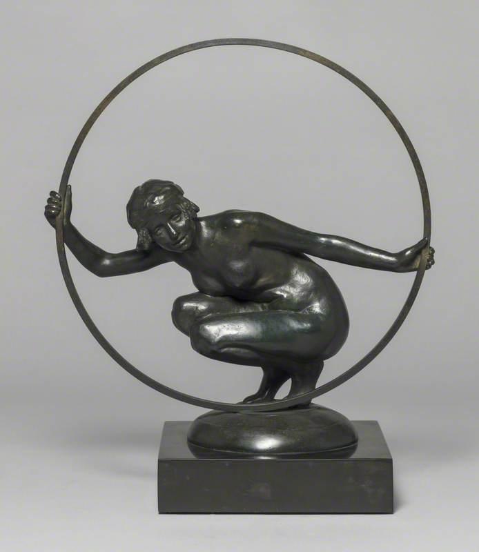 The Greek Dancer