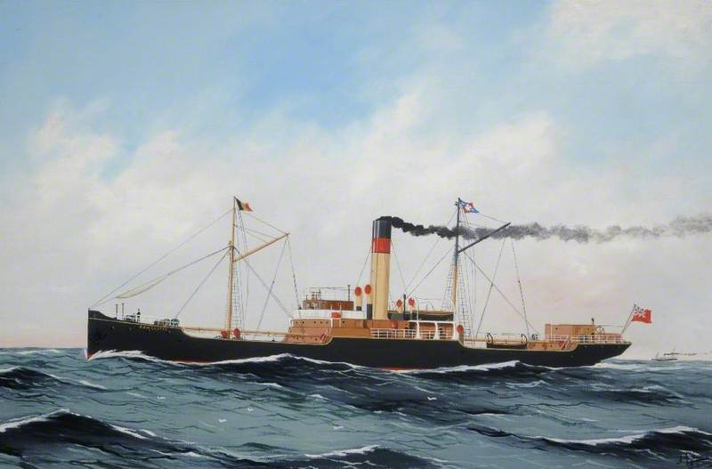 SS 'Rawcliffe' (Foul Weather)