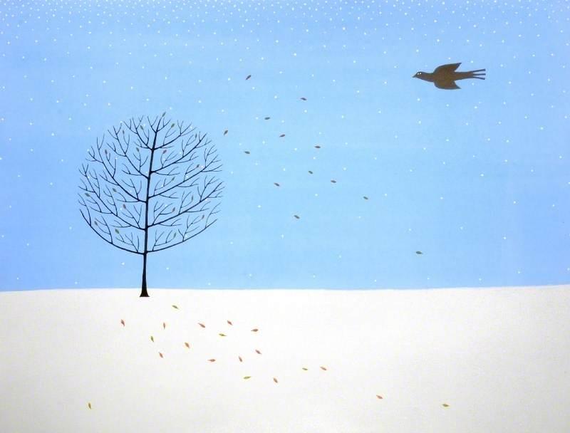 Crossing Blue Sky